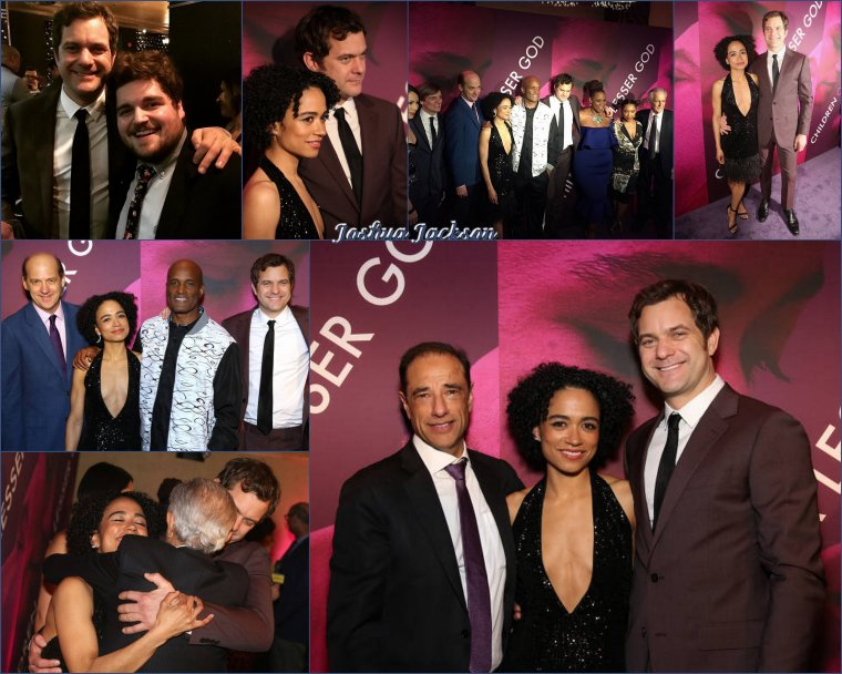 """Children Of A Lesser God"" Broadway Opening Night"