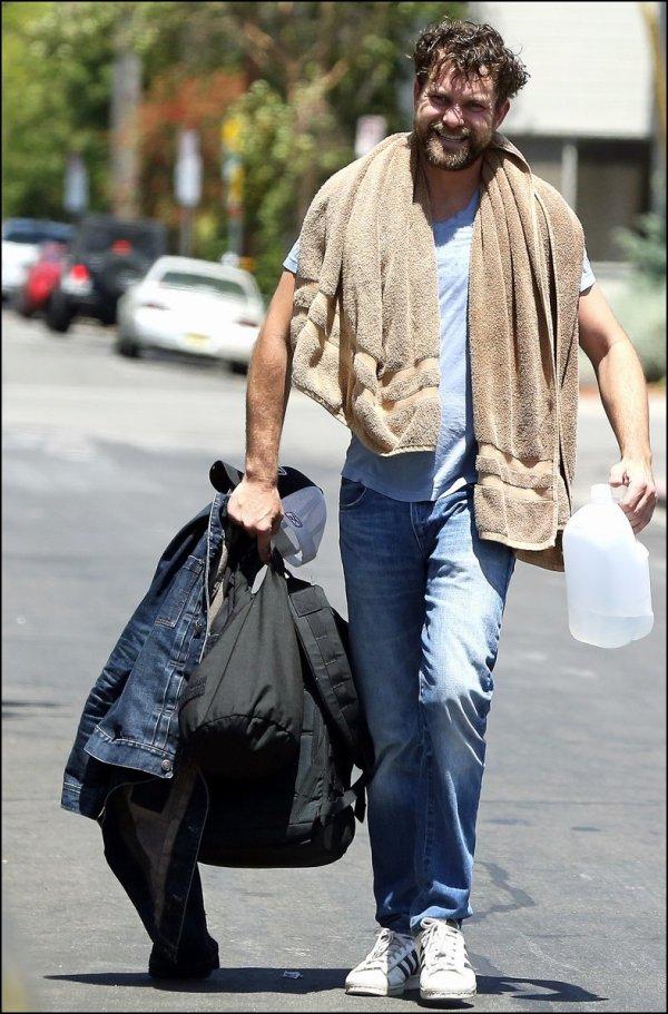 Joshua à Los Angeles