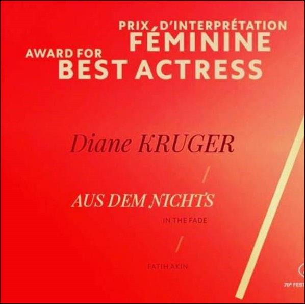 Félicitations à Diane
