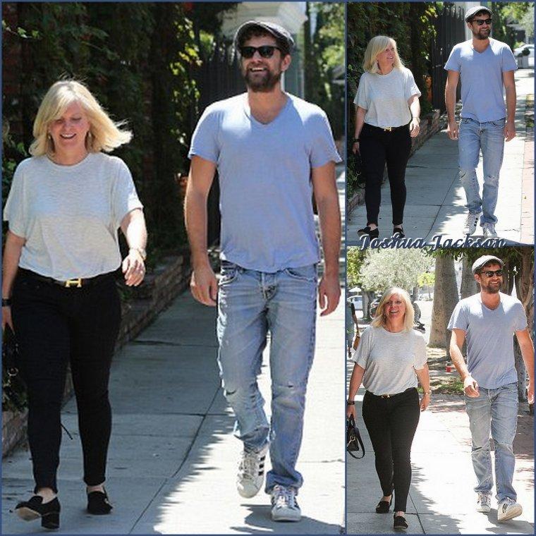 Josh à Los Angeles