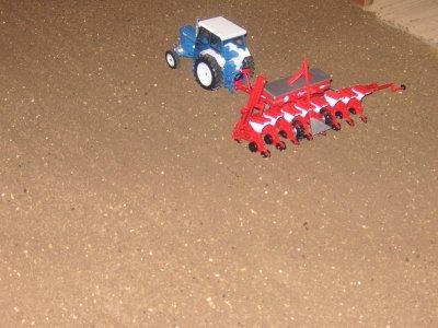 semis de mais