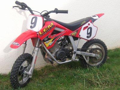 un autre domaine que l'agriculture : mon ancienne moto (lem motor lx2 sport)