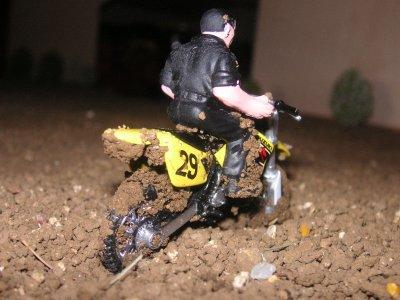 petite sortie en motocross(rm125)