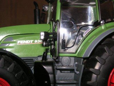 fendt 936 et fendt 939 : deux différences