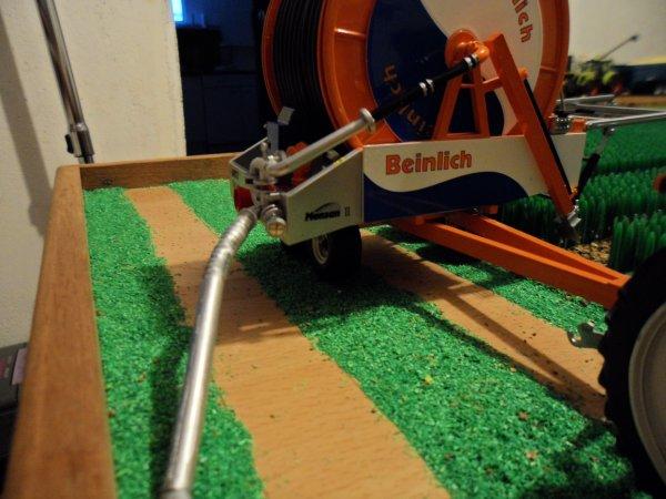 Réalisation de tuyaux d'irrigation