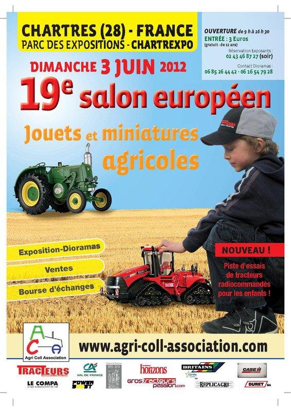 Chartres 2012 c'est bientôt !!!