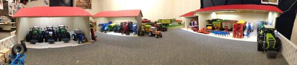 Quelques photos de la ferme en mode panoramique avec mon iPhone 5 pour bien commencer la nouvelle année :)