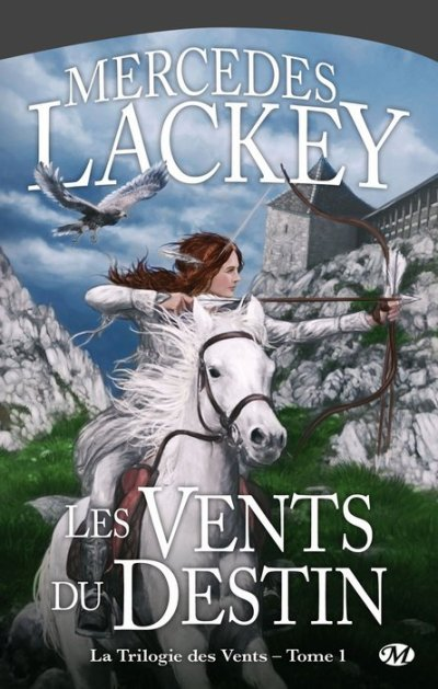 Les Vents du Destin - Mercedes Lackey