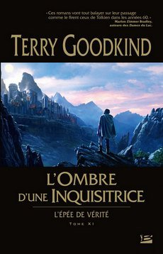L'Ombre d'une inquisitrice - Terry Goodkind