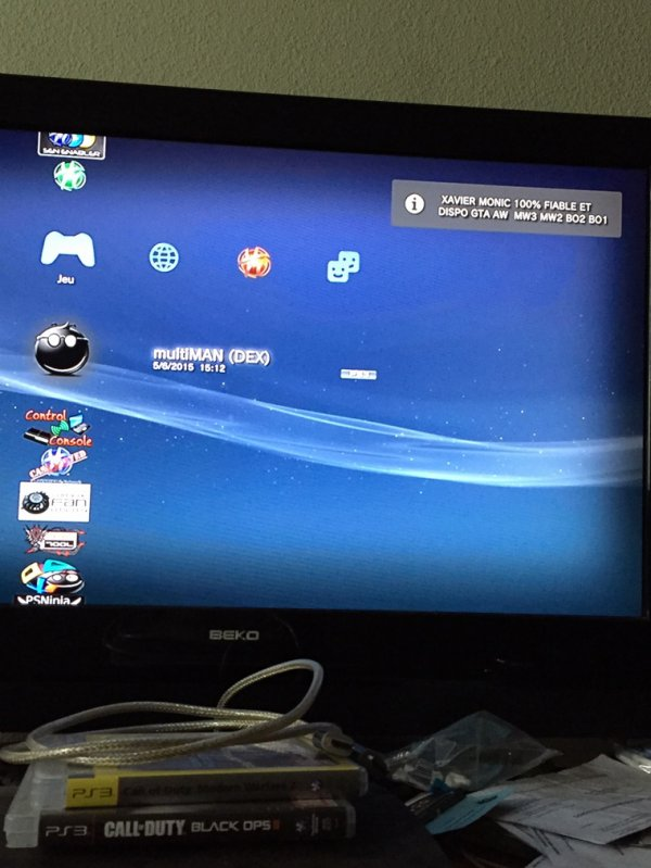 Lobby PS3