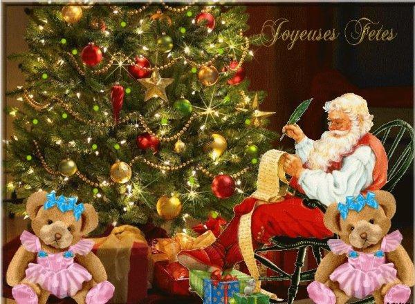 Joyeux Noel et Bonne Fetes de Fin d'Année