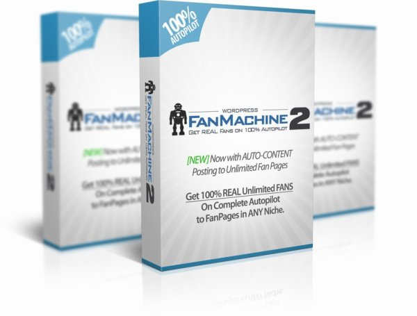 WP Fan Machine 2 review & massive +100 bonus items