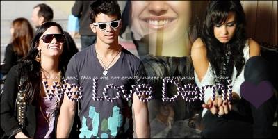 Soutient à Demi Lovato !