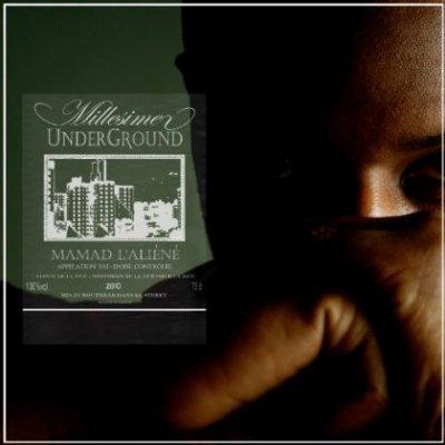 PROMO // 2 Prods d'XFA7 sur le nouvel album de Mamad L'Aliéné - Millesime Underground