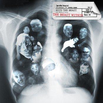 PROMO // 1 Prod d'XFA7 sur le nouvel album de Nico The Beast (US / Philadelphie) - The Beast Within