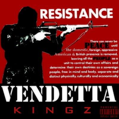 PROMO // 2 Prods d'XFA7 sur le nouvel album de Vendetta Kingz (US / Phoenix) - The Resistance