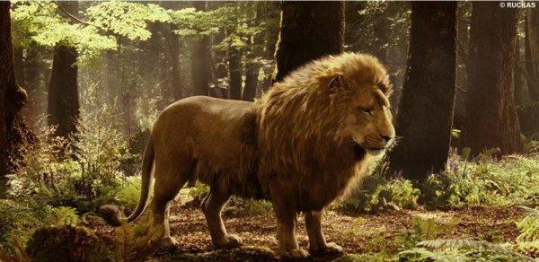 Le lion et l'ours