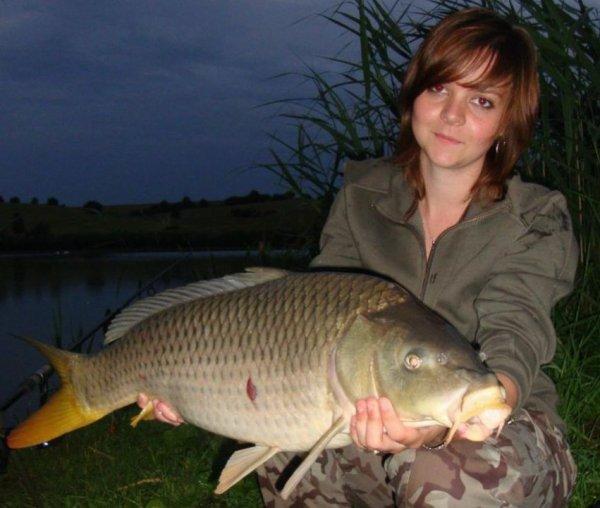 ... Une nuit en étang avec de beaux fishs ...