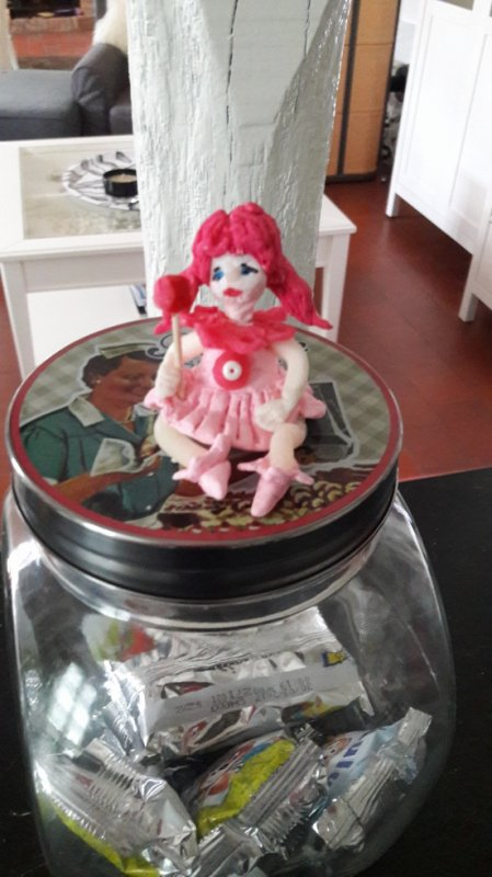 figurine en porcelaine froide