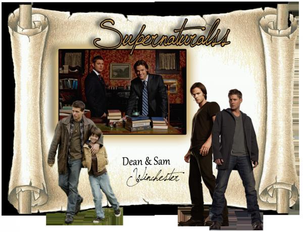 Dean & Sam Winchester