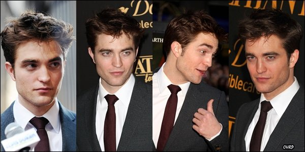 "____ 17 Avril 2011| AVANT-PREMIERE DE ""WATER for ELEPHANTS"" À NEW YORK ! ____"