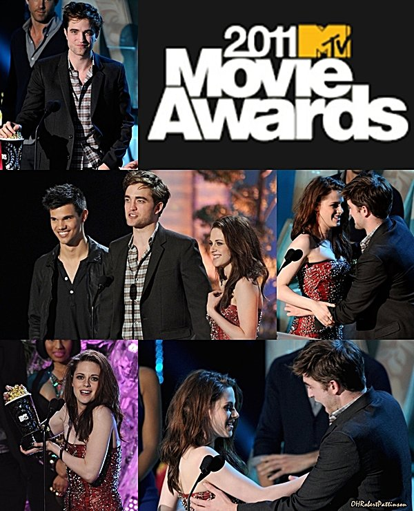 ____ évenement | MTV MOVIE AWARDS  ____ _________Rob été nominé pour : __- Meilleure performance masculine – The Twilight Saga: Eclipse – Gagné !__- Meilleur baiser ( avec Kristen Stewart ) – The Twilight Saga: Eclipse – Gagné ! __- Meilleur combat ( avec Bryce Dallas Howard & Xavier Samuel ) – The Twilight Saga: Eclipse – Et encore Gagné !  ____