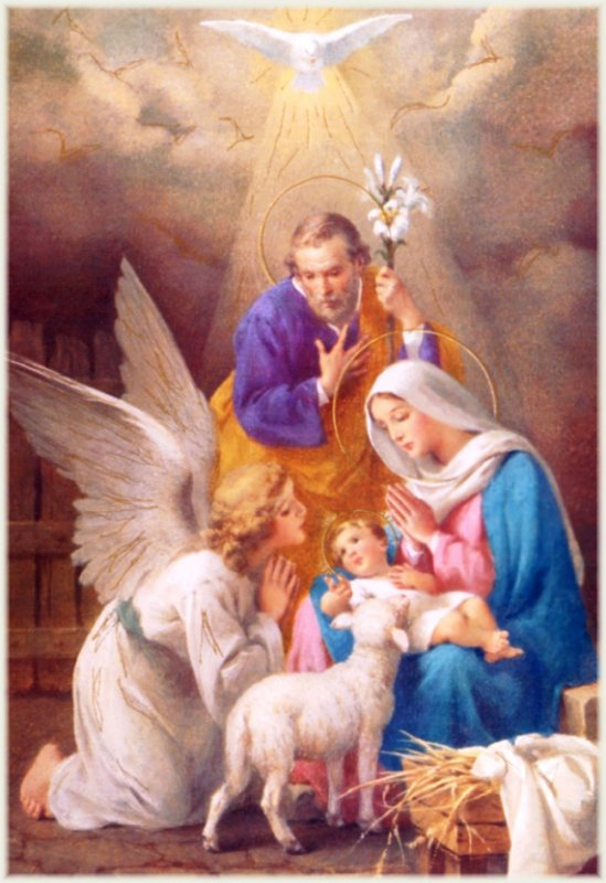 marie, joseph et le petit jesus 2 - Blog de bauer90   549 x 800 jpeg 83kB