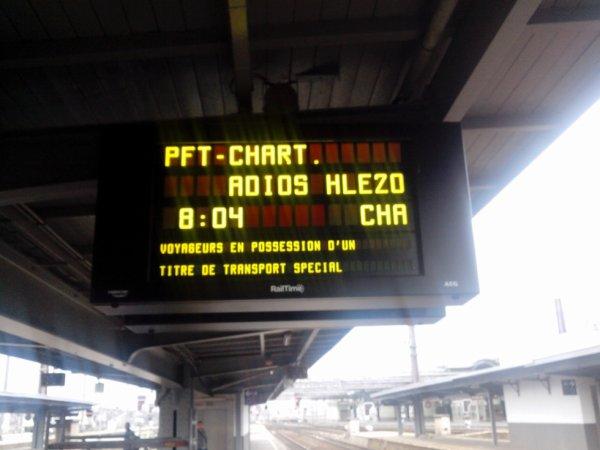 voyage PFT : adieu aux HLE 20