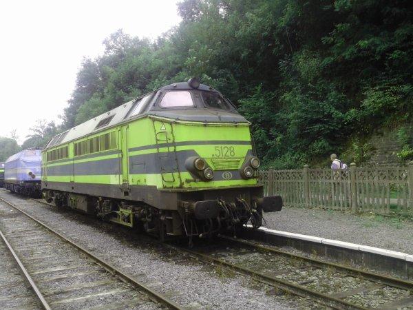 journée au chemin de fer du bocq