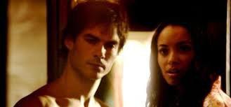 Bientôt une scène hot entre Damon et Bonnie?