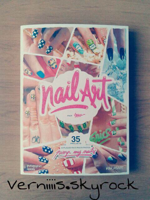 Mon livre Nail Art