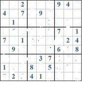 sudoku...