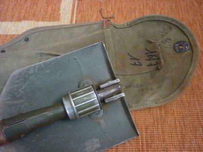 pelle us dater 1944 40 euros ( avec housse)