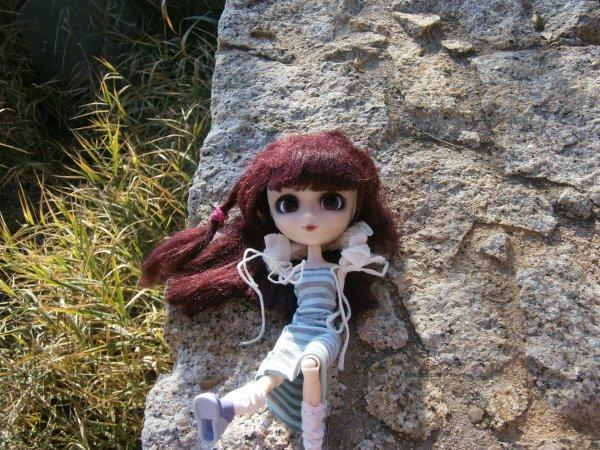 Alice a la plage!!(3)