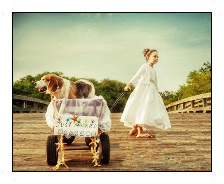 an das just married bild ♥