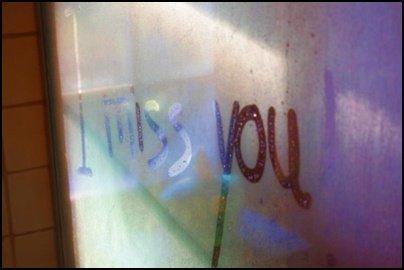 > und dir würde es noch nichtmal auffallen, wenn ich aufhören würde, dich anzusehen... <