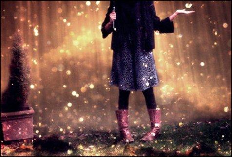 i ♥ the rain.