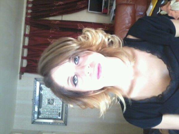 voila ma nouvelle coiffure