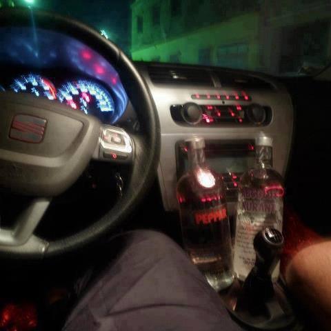 Seat Ibiza Vs Vodka