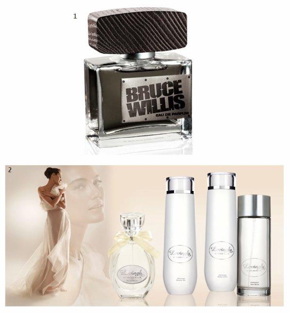 Bruce Willis : son premier parfum exclusif chez LR !