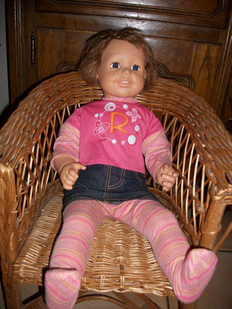 grande poupée roxanne
