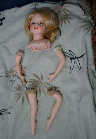 site pour refaire le corps d'une poupée.