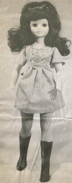 patrons pour les poupées bella.
