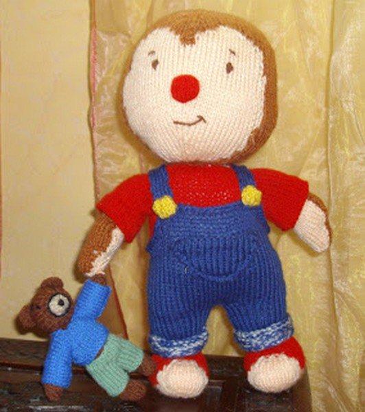 Tuto tricot personnages connus blog de - Tcoupie et doudou ...