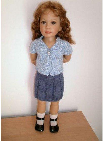 tuto tricot poupées.