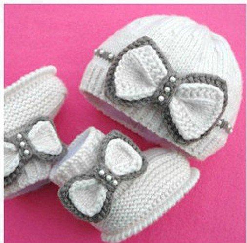 faire de jolis noeuds pour les tricots.