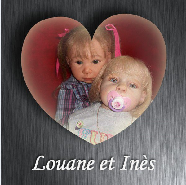 Voici Louane.
