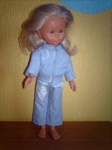 tuto couture: un blouson pour poupée.