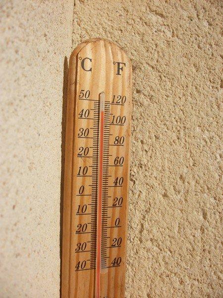 il fait trop chaud !!
