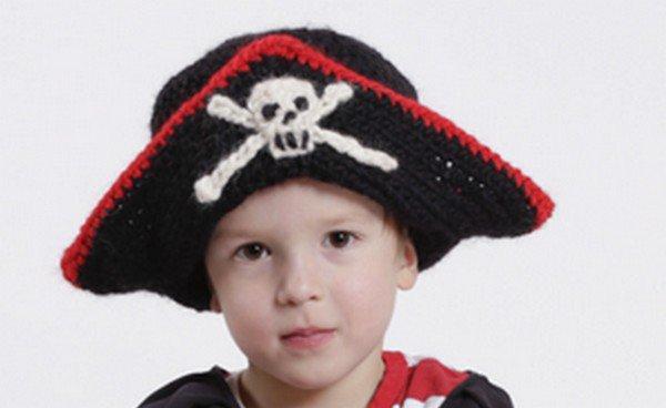 tuto crochet: chapeau pour carnaval enfant.